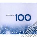 100 BEST CONCERTOS                        cd musicale di ARTISTI VARI