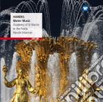 Handel Georg Friedrich - Marriner Neville - Red Line: Handel Water Music cd musicale di Neville Marriner