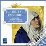 Capolavori franco-fiamminghi (limited) cd musicale di Hilliard ensemble th