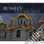 Russian Treasures (3cd) cd musicale di Artisti Vari