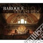 Baroque treasures cd musicale di Artisti Vari
