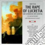 Britten - Bostridge-kirchschlager-tate - Britten: The Rape Of Lucretia (2cd) cd musicale di Ian Bostridge