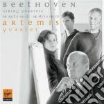 ARTEMIS QUARTET: BEETHOVEN: STRING QUART  cd musicale di Quartet Artemis