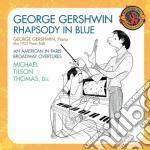 Rhapsody in blue: best of gershwin (insp cd musicale di Artisti Vari