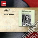 Emi masters: bach the well-tempered clav cd musicale di Edwin Fischer