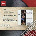 Elgar - Du Prè Jacqueline - Masters: Elgar Cello Concerto, Sea Pictures,.. cd musicale di Du pr� jacqueline