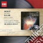 Elgar - Boult Adrian - Masters: Elgar Enigma Var. - Holst The Planets cd musicale di Adrian Boult