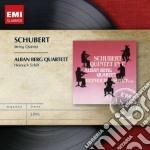 Schubert Franz - Alban Berg Quartett - Masters: Schubert String Quintet cd musicale di Alban berg quartett