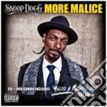 MORE MALICE CD+DVD                        cd musicale di Dogg Snoop
