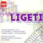 STRING QUARTETS 1 & 2                     cd musicale di Artisti Vari