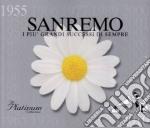 SANREMO PLATINUM. 1955-2010. (3 CD) cd musicale di ARTISTI VARI