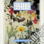 Scritti Politti - Absolute - The Best Of cd musicale di Politti Scritti