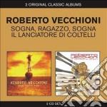 Sogna, ragazzo, sogna / il lanciatore di cd musicale di Roberto Vecchioni