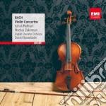 Bach - Perlman Itzhak - Red Line: Bach Violin Concertos cd musicale di Itzhak Perlman