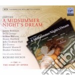 New opera series a midsummer night's dre cd musicale di Richard Hickox