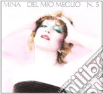 DEL MIO MEGLIO 5 (SLIDEPACK)              cd musicale di MINA