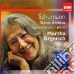 Schumann Robert - Argerich Martha - Schumann: Scenes D'enfants cd musicale di Martha Argerich