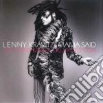 Mama said [20th anniversary edition] cd musicale di Lenny Kravitz
