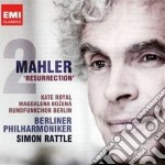 Sinfonia n. 2 cd musicale di Simon Rattle
