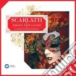 Scarlatti sonates clavier cd musicale di Christian Zacharias
