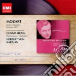 Mozart Wolfgang Amadeus - Brain Dennis - Masters: Mozart Concerti Per Corno 1-4 cd musicale di Dennis Brain