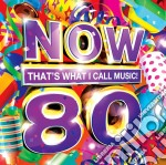 Now 80 cd musicale di Artisti Vari