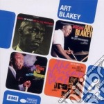 4cd boxset (limited): art blakey cd musicale di Art Blakey