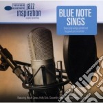Jazz inspiration: blue note sings great cd musicale di Artisti Vari