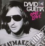 David Guetta - One Love cd musicale di GUETTA DAVID