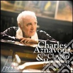 AZNAVOUR & CLAYTON HAMILTON JAZZ ORCH. cd musicale di AZNAVOUR CHARLES & THE CLAYTON