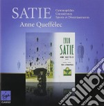 Erik Satie - Gymnopedies, Gnossiennes & Sports Et Divertissements cd musicale di Anne Queffelec