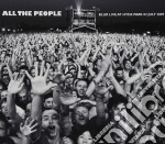 Blur - All The People - Live At Hyde Park (2 Cd) cd musicale di BLUR