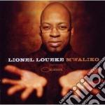 Lionel Loueke - Mwaliko cd musicale di Lionel Loueke