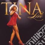 TINA LIVE (CD+DVD) cd musicale di Tina Turner