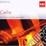 ESSENTIAL CELLO                           cd musicale di Artisti Vari
