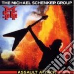 Michael Schenker Group - Assault Attack cd musicale di SCHENKER MICHAEL GROUP