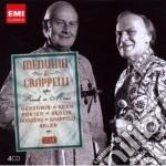 ICON: MENUHIN AND GRAPPELLI               cd musicale di Yehudi Menuhin