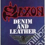 Saxon - Denim And Leather cd musicale di SAXON