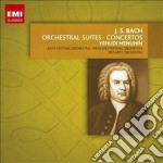 Bach: works with orchestra (limited) cd musicale di Yehudi Menuhin