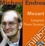 Mozart: complete piano sonatas and varia cd musicale di Daniel Barenboim