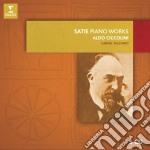 Satie: piano works (limited) cd musicale di Aldo Ciccolini