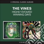 Highly evolved / winning days cd musicale di The Vines