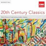 Vari Autori - Vari Esecutori - Essential 20th Century Classics (2cd) cd musicale di Artisti Vari