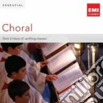 Essential Choral Classics (2 Cd) cd musicale di Artisti Vari