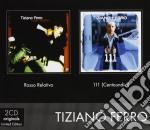 Rosso relativo / 111 (centoundici) cd musicale di Tiziano Ferro