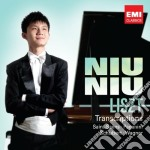 Liszt Franz - Niu Niu - Liszt Transcriptions cd musicale di Niu Niu