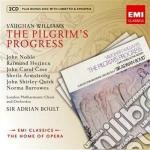 Vaughan-williams Ralph - Boult Adrian - New Opera Series: V. Williams Pilgrim`s Progress (3cd) cd musicale di Adrian Boult
