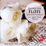 Magic of the flute (inspiration series) cd musicale di Artisti Vari