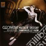 Handel Georg Friedrich - Dessay Natalie - Cleopatra - Giulio Cesare Opera Arias cd musicale di Natalie Dessay