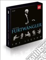 The legend (limited) cd musicale di Wilhelm Furtwangler